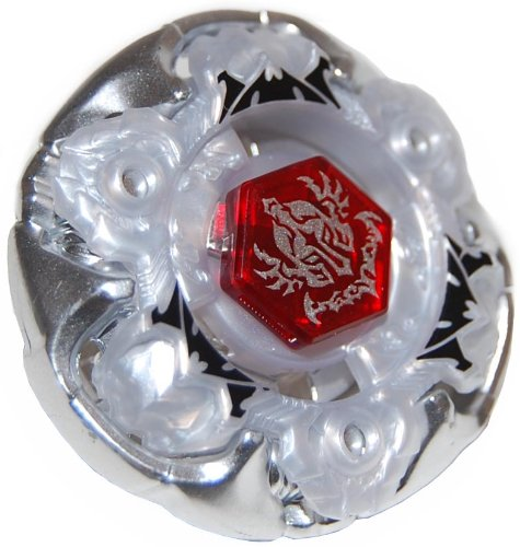 Takara Tomy Beyblade Fusion Fight Silver Gravity Perseus S130Mb
