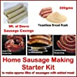 Bonzza British Home Sausage Making Starter Kit.