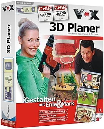 vox 3d planer