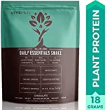 Vegan Meal Replacement Shake by LyfeFuel - Low Carb Plant Based Protein + Organic Superfood Powder - Ideal Shakes for Men & Women on Ketogenic & Vegetarian Diet - 18 G Protein (Chocolate, 24 Servings)