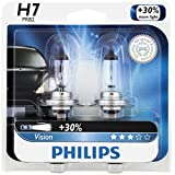 Philips 12972PRB2 H7 Vision Replacement Bulb, (Pack of 2)