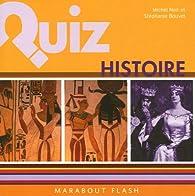 Quiz histoire par Stéphanie Bouvet