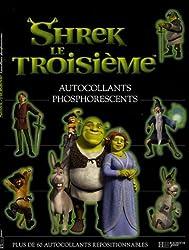 Shrek le Troisième : Autocollants phosphorescents