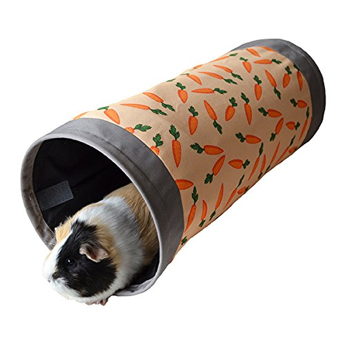 Rosewood Snuggles Carrot Fabric Play Tunnel 19615