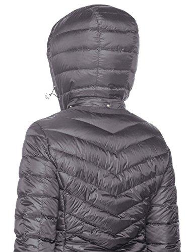 Giacca Geox F1414 dark Jacket Rock Grau Donna URU4qp