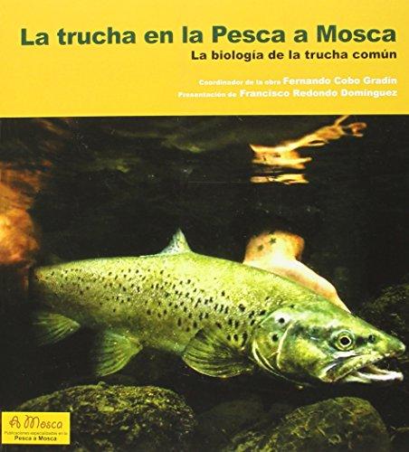 Descargar Libro Trucha En La Pesca A Mosca, La Fernando Cobo Gradin