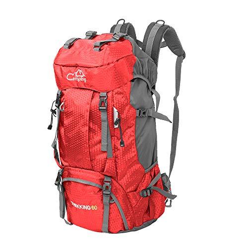 60L Waterproof Backpack, Ultra Lightweight Packable Now $31 (Was $154.99)