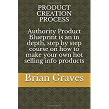PRODUCT CREATION PROCESS: Authority Product Blueprint is an in depth, step by step course on how to make your own hot selling info products