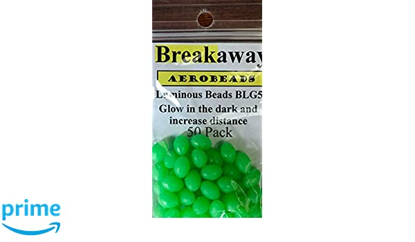Breakaway PRIG1 Circle Pulley Rig Size 12//0 Green Beads