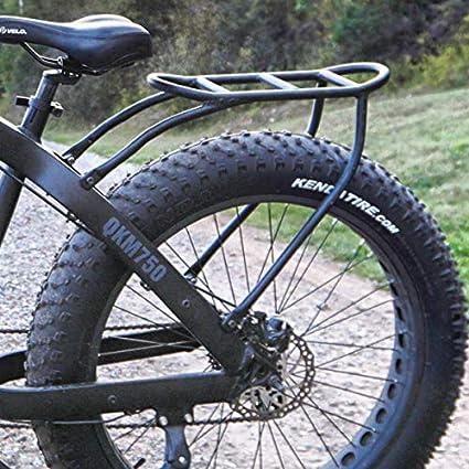 Amazon.com: QuietKat FatKat Pannier - Soporte para bicicleta ...