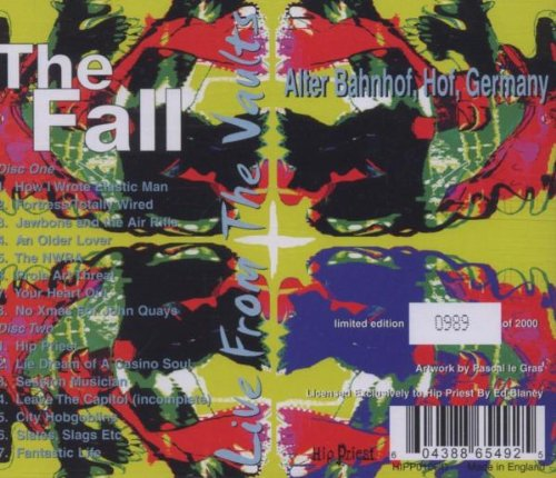 Live From The Vaults: Alter Bahnhof, Hof, Germany by Hip Priest UK