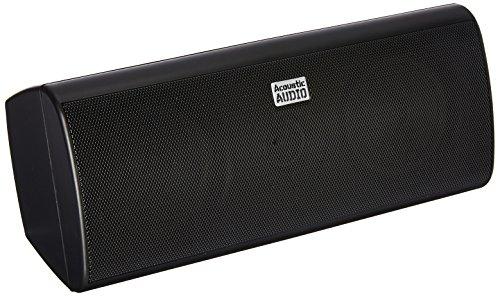Acoustic Audio AA35CB Center Channel Speaker (Black)