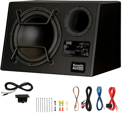 Acoustic Audio by Goldwood ACA12DWG Deluxe Powered 12