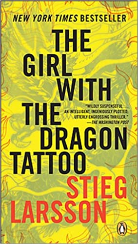 The Girl With The Dragon Tattoo Mobile Ebook