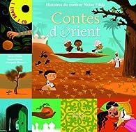 Contes d'Orient (1CD audio) par Moïse Fdida