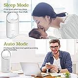 ASAKUKI Cool Mist Humidifier, 3L Humidifier with