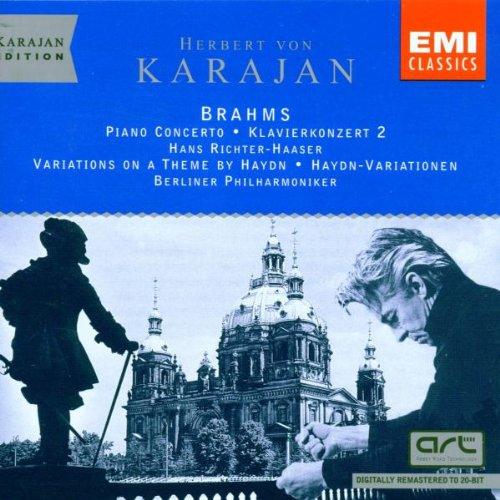 Karajan-Edition (Brahms) - Richter-Haaser, Karajan, Bp, Brahms, Johannes:  Amazon.de: Musik