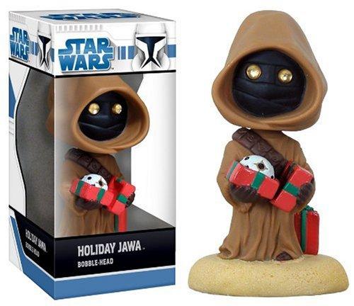 Star Wars Jawa Holiday Mini Wacky Wobbler ()