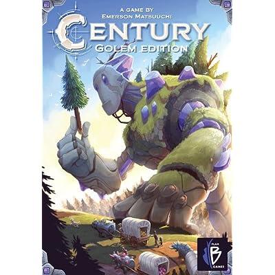 Plan B Games Century Golem Edition: Toys & Games [5Bkhe1006444]