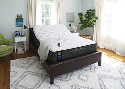 Ease Adjustable Base 1.0, Full (Best Sealy Mattress For Heavy Person)