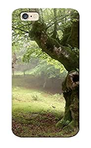 Df730cb2514 Cover Case - Forest Trees Fog Nature Protective Case Compatibel With Iphone 6