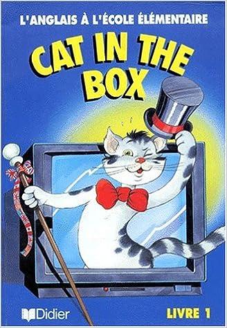 En ligne téléchargement Cat In The Box, CM1. Manuel pdf
