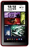 Visual Land Prestige Elite 7Q Android 4.4 Kit Kat 7″ Tablet with Google Play (Red), Best Gadgets