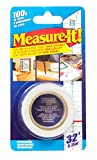 Intertape Polymer Group Measure-It MIT32 Self-Adhesive Meausuring Tape, 32-foot x 1-inch