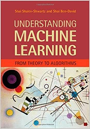 Book Understanding Machine Learning: From Theory To Algorithms