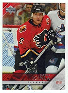 Jarome Iginla (Hockey Card) 2005-06 Upper Deck # 25