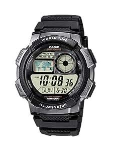 Casio Collection – Reloj Hombre Digital con Correa de Resina – AE-1000W-1BVEF