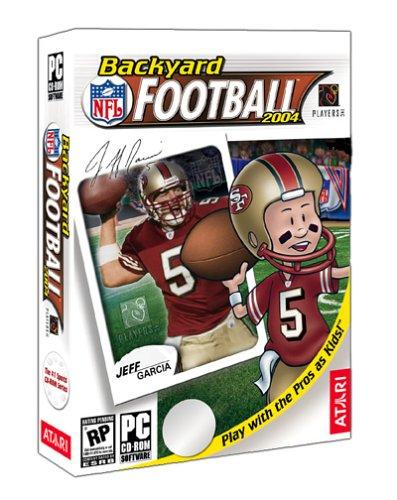 Backyard Football 2004 - PC (Pc Football)