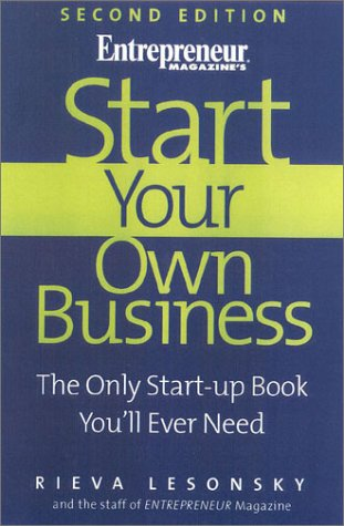 Start Your Own Business PDF Free Download