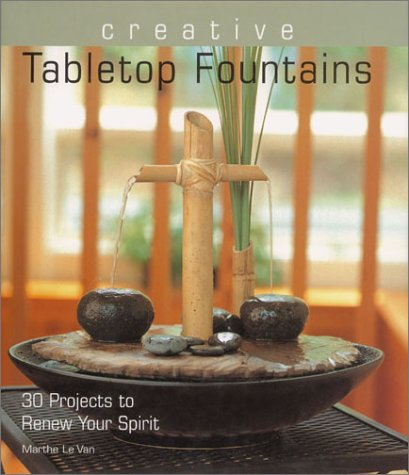 Download Creative Tabletop Fountains PDF