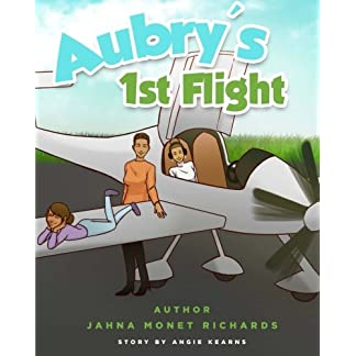 Aubry's 1st Flight