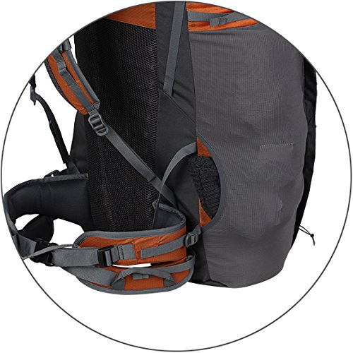 Splav Ultralight Backpack Hike /& Fly 80 for Paragliding /& Hiking 80 Liters 850 Gramm