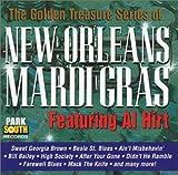 Golden Treasure: New Orleans Mardi Gras