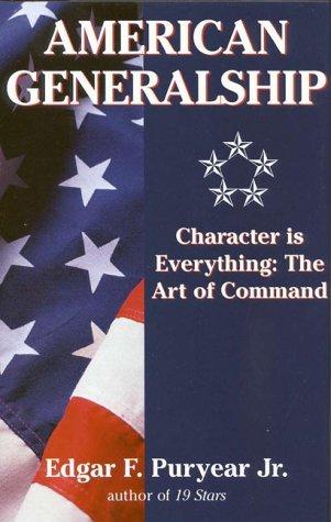 Download American Generalship pdf epub