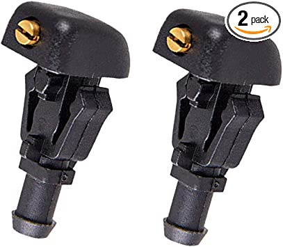 Replaces OEM: 3W7Z17603AA Spray Jet Kit pack of 2 Think Auto Replacement for Windshield Washer Nozzle for 2004-2013 Ford F-150