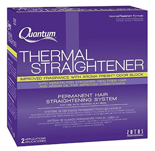 Zotos Quantum Thermal Straightener Normal/Resistant Formula