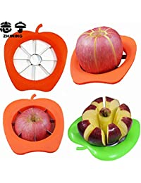 Favor Vazpue Kitechen Tool Apple knife corers fruit slicer new apple style ABS+stainless steel security convenience... saleoff