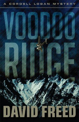 Voodoo Ridge (Cordell Logan Mystery Book 3)