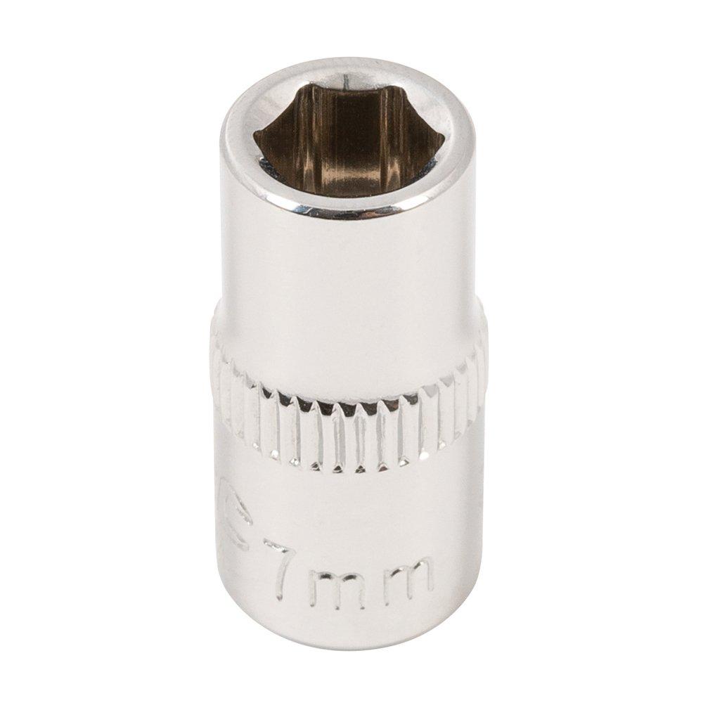 Silverline 555524 Douille m/étrique 1//4 5,5 mm