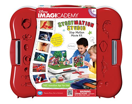 The Wonder Forge Disney Imagicademy Storymation Studio Stop Motion Movie Kit (Film Making Kit)