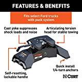 CURT 16034 A20 5th Wheel Hitch for Ford Puck