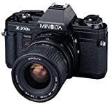 Minolta X-370S 35mm SLR Camera Kit w/35-70mm Lens