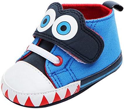 Baoblaze Newborn Baby Infant Toddler Boy Girl Sneakers Crib Shoes Prewalker Size 0-18M