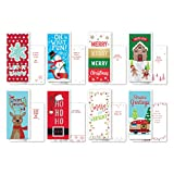 B-THERE Bundle of 24 Value Pack Tall Christmas