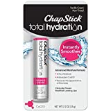 ChapStick Hydration Lock (Vanilla Creme Flavor, 12 Blister Packs of 1 Stick) Lip Care with C0Q10 Lip Balm Tube, 8 Hour Moisture