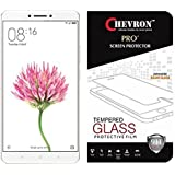 Chevron Premium Oil Resistant Coated Tempered Glass Screen Protector Film Guard for Xiaomi Mi Max/ Anti-explosion
